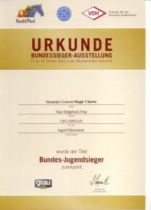 2014_VDH_Bundesjugendsieger