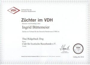 01_Januar_2016_Zuechter_im_VDH_Urkunde